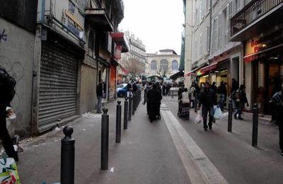 菜市場篇 - marché du Capucins