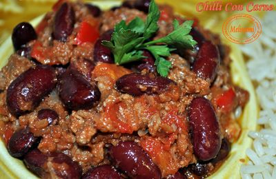Chilli Con Carne in the Tefal or Seb Actifry