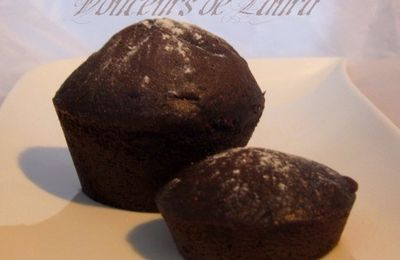 Muffin Cacao.