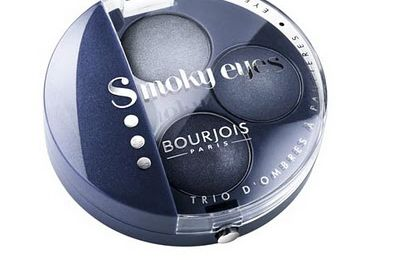 Cool : Smoky Eyes de Bourjois - Bleu jeans