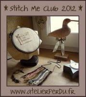 Stitch me Club 2012...
