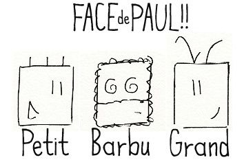 Face de Paul!!! -> It's a goodbye...