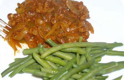 Curry Vindaloo de Soja
