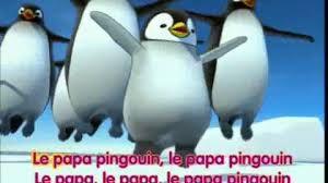 Le Papa Pingouin est de retour !