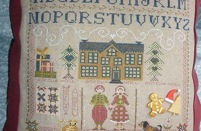 S.A.L Joyeux Noël de Sweet Home, terminé!
