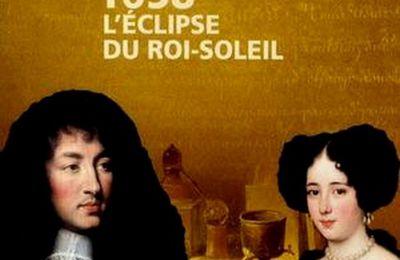 """""""L'espion de la couronne : 1658, l'éclipse du Roi-Soleil"""" de Jean-Michel Riou"""