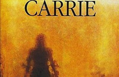 """Carrie"" de Stephen King"