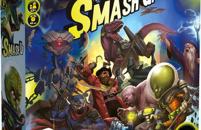 Smash Up - Animation permanente et Tournoi le Dimanche 14 Avril