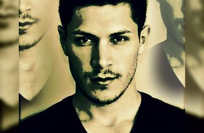New beautiful Fan-art of Alex Meraz !
