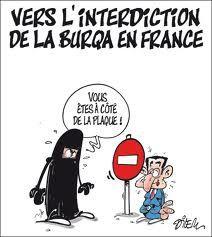 La chasse à la Burqa est ouverte
