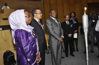 African Union commemorates 20th Anniversary of the Rwanda genocide (1994-2014)