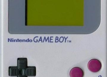 La DS passe devant la Gameboy