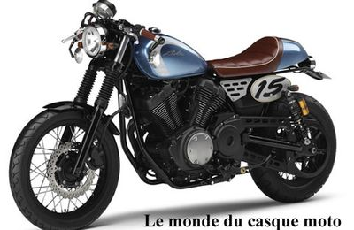 Comment Customiser votre Yamaha XV950Bolt
