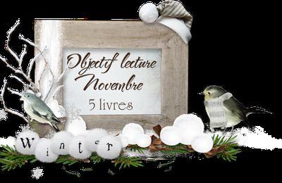 """Bilan Novembre """" Objectif Lecture """""""