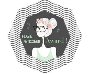 TAG : Flavie petit coeur award
