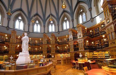 Les plus belles bibliothèques du monde !