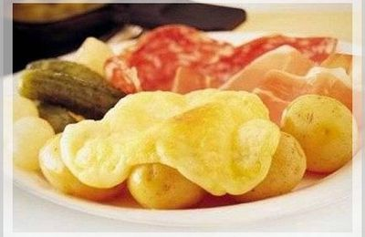 RACLETTE A MA FACON LEGERE
