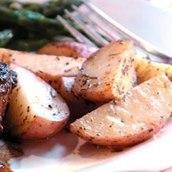 Bretagne : Les pommes de terre au lard à la Bretonne dans le TREGOR GOELO