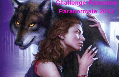 Challenge romance paranormale 2013