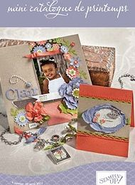 Mini catalogue de printemps : c'est parti !!!
