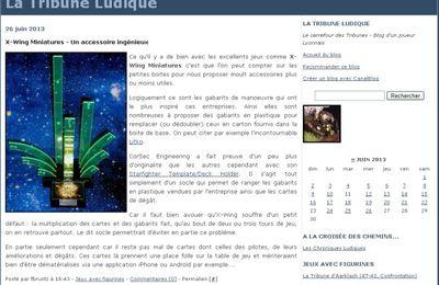 La Tribune Ludique: un blog au bon gout de plastique