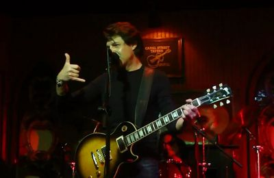 Kasim SULTON - Vidéo LIVE : Do You Love Me? (The Contours - Motown)