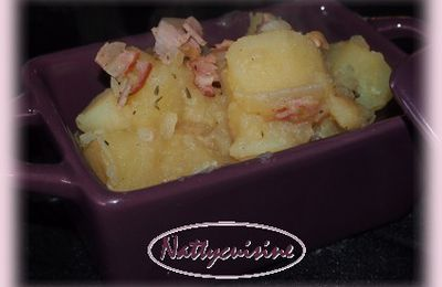 Pommes de terre à la paysanne Ww