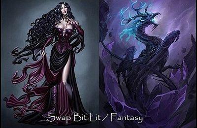 Mon colis Swap Bit-Lit / Fantasy