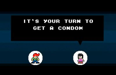 """Game On"" : Campagne 8-bit(es) pour le safe sex"