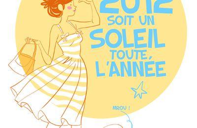 Mrou année 2012 les amis !!