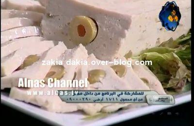 La mortadelle au poulet à la façon du chef mohammed faouzi