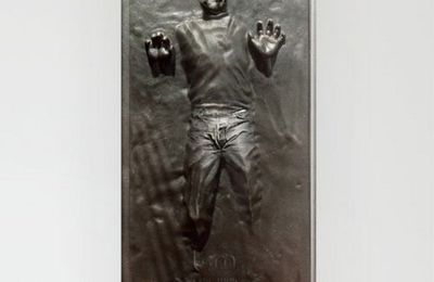 Steve in carbonite