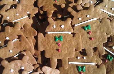 Gingerbread, alias Android 2.3, sort du four
