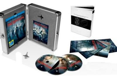 Splendide version bluray collector de Inception pour le 6 décembre