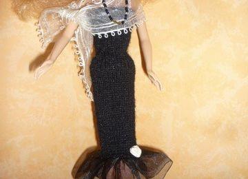 Une vraie beauté dans sa robe de miss!