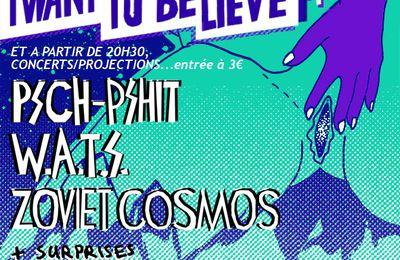 I Want To Believe fanzine N°4 : avant première le 23 juin