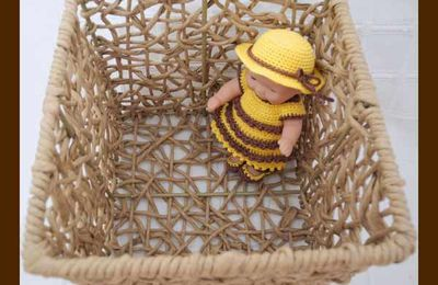 MAYA, l'abeille Itty Bitty