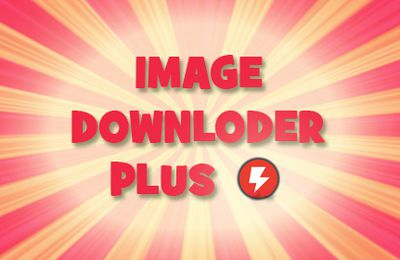 Photo Downloader Plus: scrap images from the web