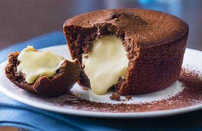 Le moelleux au chocolat blanc de Picard, un délice !