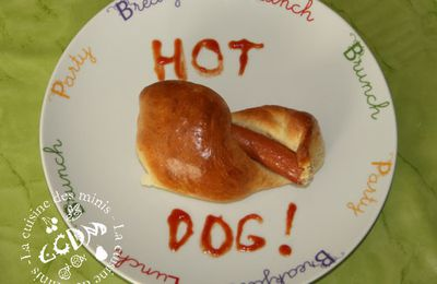 Hot dogs revisités - Thermomix