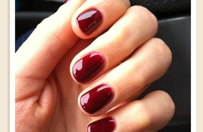 Test : vernis semi-permanent d'OPI