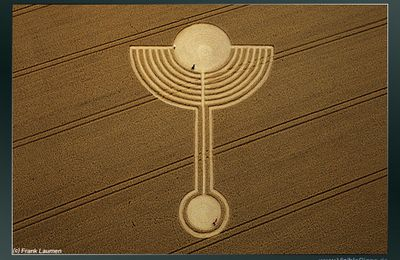 2 New Crop Circles....