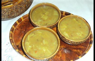 "soupe ""ftat chetba"""