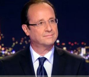 François Hollande tacle le monde du foot !