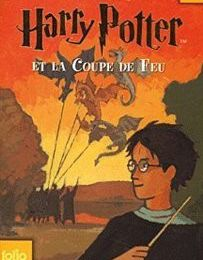 Harry Potter et la coupe de feu de J. K. Rowling