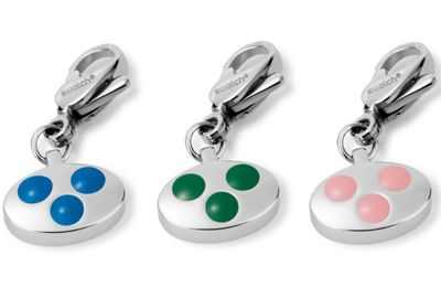SWATCH Lifestyle - Po-Flow Charms