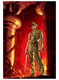 La violence dans Indiana Jones et le Temple Maudit