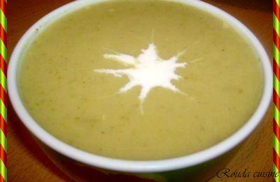 Crème de brocoli