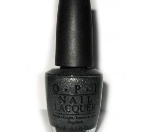 Vernis Lucerne-tainly Look Marvellous & Glitzerland d'OPI