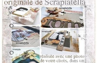 Blog Candy chez Scrapiatella